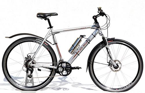 OLD&BOLD KEYDE 700 C TREKKING ELEKTRO Bike