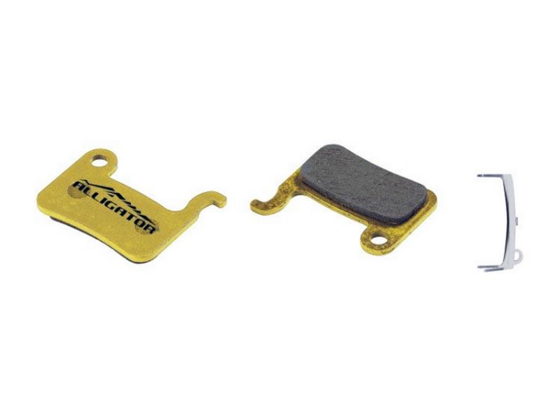 Pakne za disk kočnice Alligator HK-VX018DIY-Shimano Saint (BR-M800) / XTR (BR-M965 ` BR-M966 ` BR-M975 ` M975P) / Hone (BR-M601) / Deore XT (BR-M765 / BR-M775) / Deore LX (BR-M585) / Deore (BR-M535) / Alfine (BR-S500 ` BR-M505)  Organičke-HK-018DIY