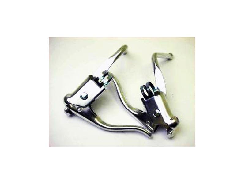 Ručice kočnica Chiu Lun, čelične, duple za cestovni bicikl