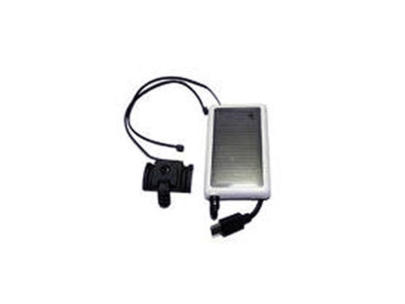 Solarni punjač Owleye, mogućnost spajanja sljedećih uređaja: I-pod, PSP, PDA